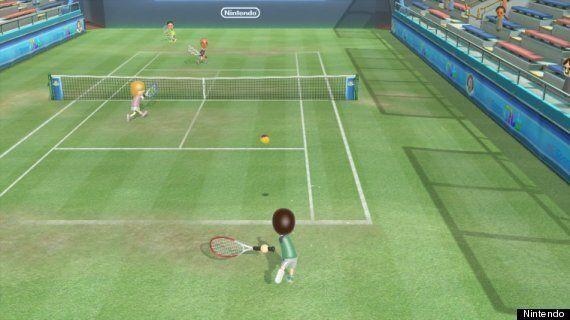 Wii U Sports Club: Return Of The King (Of Motion Arcade