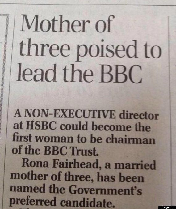 Telegraph Told To 'Stop Defining Women By Their Children' After Fierce Backlash Over 'Sexist'