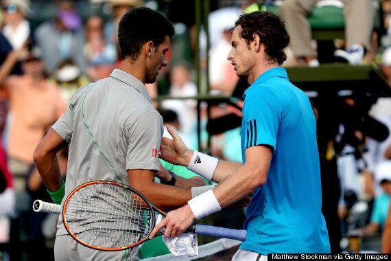 Andy Murray Beaten By Novak Djokovic At Sony Open