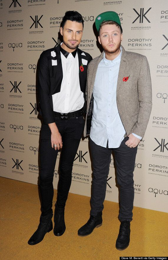 Rylan Clark Defends 'Insecure' James Arthur: 'People Should Worry About Music, Not What He Says'