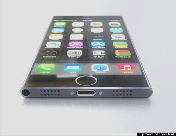 Latest iPhone 6 Concept Imagines A Big, Square Future For