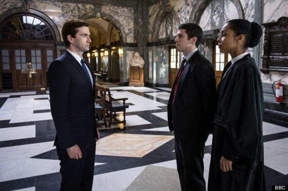 'The Escape Artist' Part 3 Review - David Tennant, Sophie Okonedo, Toby Kebbell In Criminal