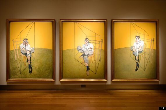 Most Expensive Painting Ever Auctioned, By Francis Bacon, Goes For Almost