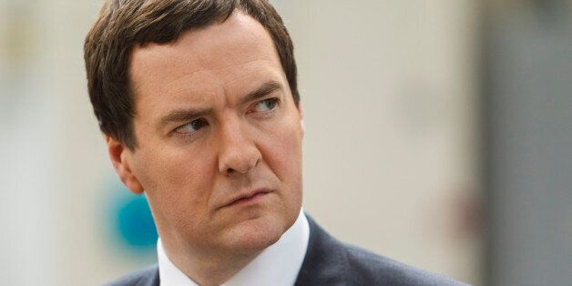 File photo dated 12/09/13 of Chancellor George Osborne as he has admitted that his much-discussed new...