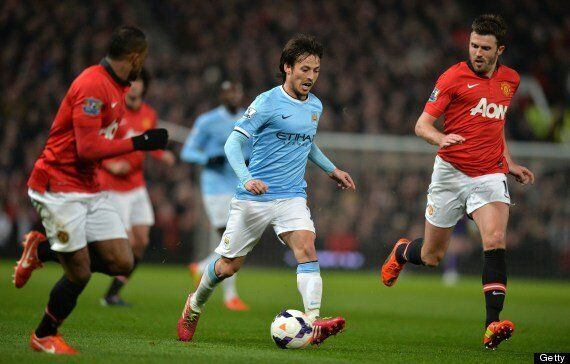 David Silva Is A Glimpse Of Where Manchester United Should