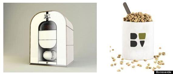 Roast-Grind-Brew 'Bonaverde' Coffee Machine Aims To Revolutionise
