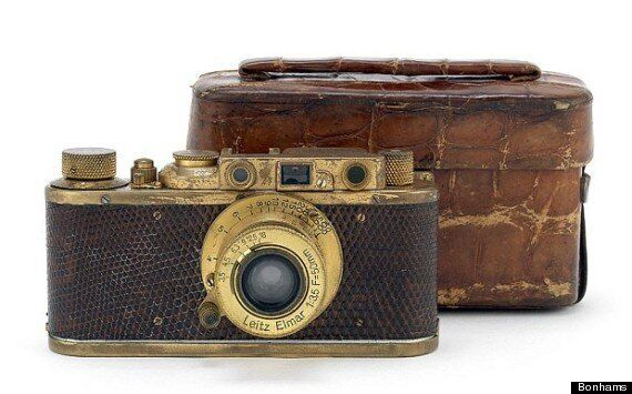 World's Rarest Camera Leica Luxus II Could Sell At Auction For £1.7