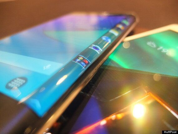 Samsung Galaxy Note Edge: Hands-On Preview, UK Price And Release