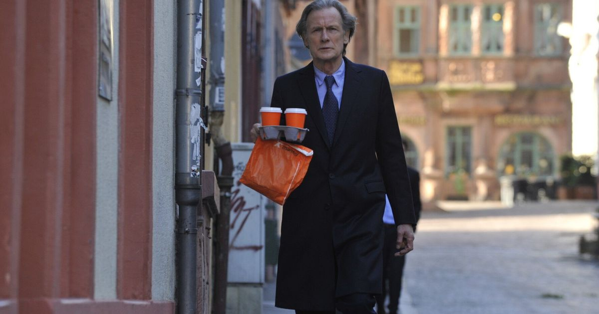 Salting The Battlefield' Review - Bill Nighy, Helana Bonham