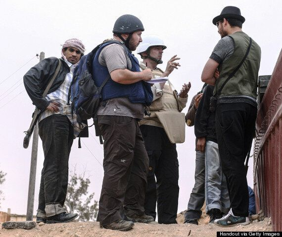 Mystery Over Timing Of Steven Sotloff Killing As Video Release Catches Islamic State On The