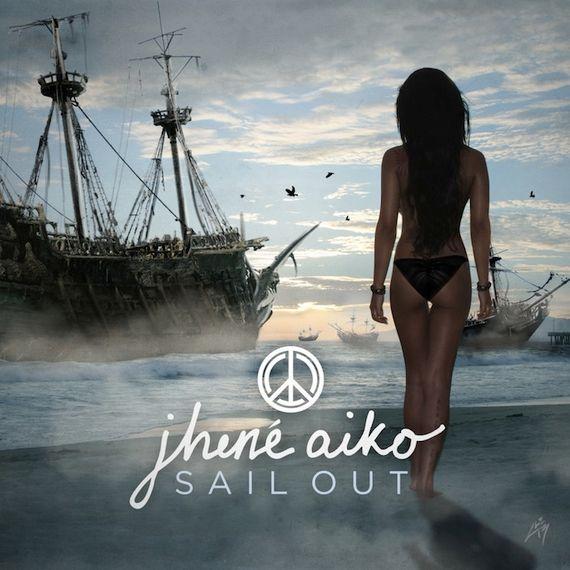 Jhene Aiko - 'Sail Out'