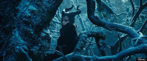 FIRST LOOK: Angelina Jolie, Elle Fanning In 'Maleficent'