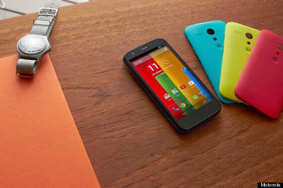 Motorola Moto G: The New Top-End Of The Middle