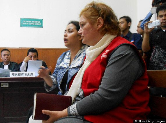 Andrea Waldeck Faces Death Penalty In Indonesia After Admitting Trafficking Crystal