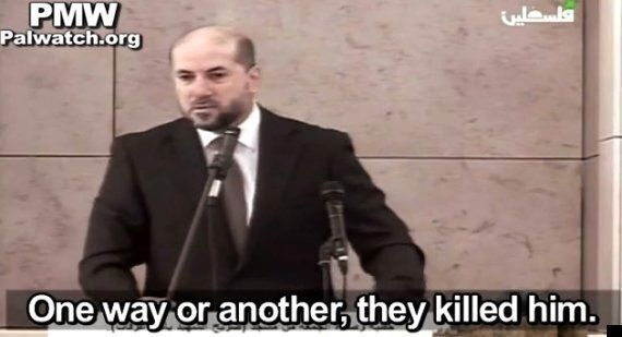 'Jews Poisoned & Murdered Arafat Like They Did The Prophet Muhammad', Palestinian Minister