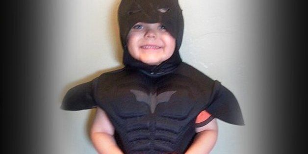 Batkid's Wish Comes True: San Francisco Becomes Gotham City For Miles, Five-Year-Old With