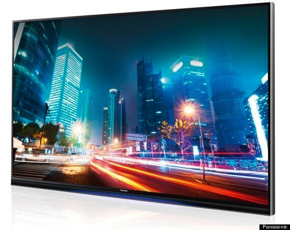 Panasonic Unveils New 4K TVs, The Return Of 'Technic' Audio... And One Hell Of A