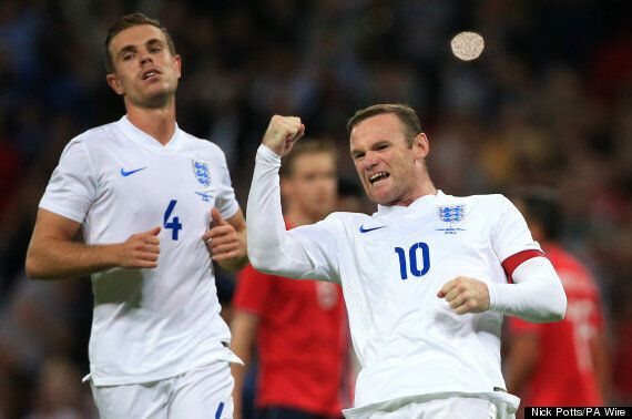 England 1-0 Norway: Captain Wayne Rooney Fails To Convince