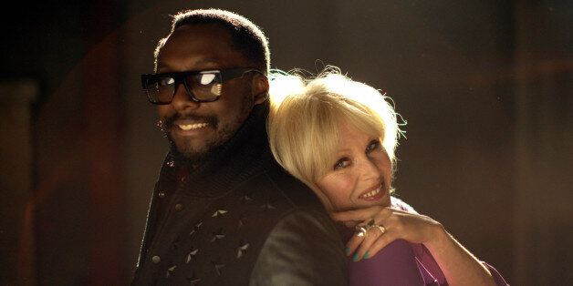 'Joanna Lumley Meets Will.i.am' In Documentary - And Other Celebrity Pairings You Never Knew Existed!