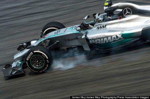 Nico Rosberg Quickest In Malaysian Grand Prix Practice