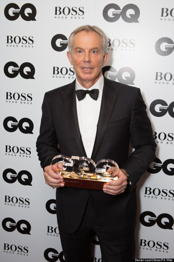 Tony Blair 'Philanthropist Of The Year' Award Defended By GQ