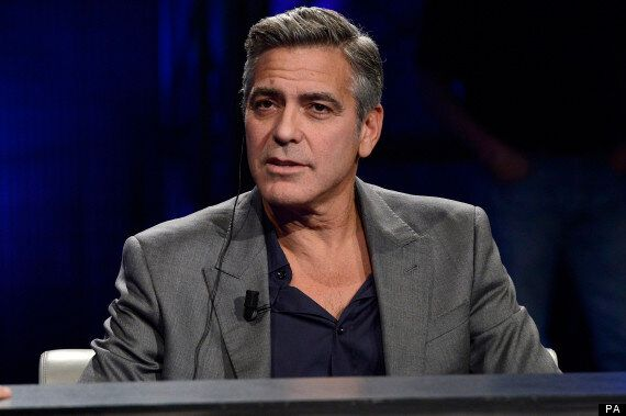 George Clooney To Direct Film About Phone Hacking Scandal Based On