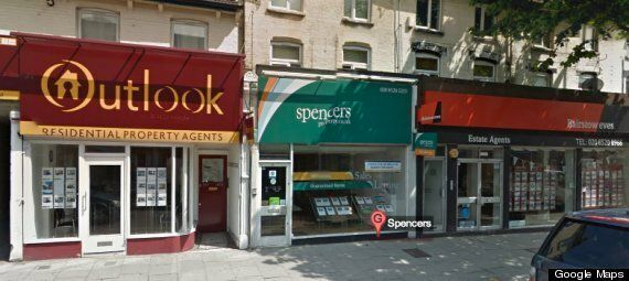 Most Estate-Agent Infested UK High Street Is Hoe Street,
