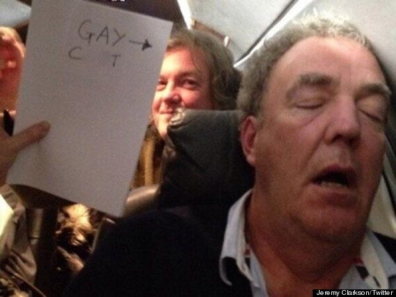 Jeremy Clarkson 'Slope' Comment Could Mean BBC Is Sued For £1
