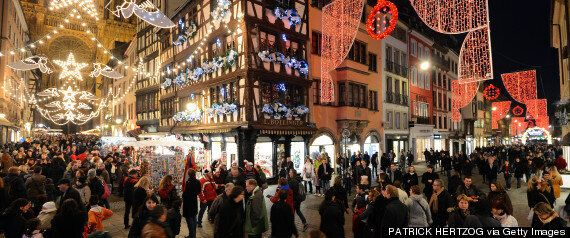 BNP Takes 50 People On Strasbourg Jaunt To Christmas Markets Despite Criticising EU