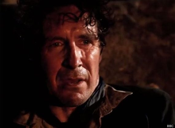 'Doctor Who': Paul McGann Reprises Role As Eighth Doctor In New Mini-Episode, 'The Night Of The Doctor'