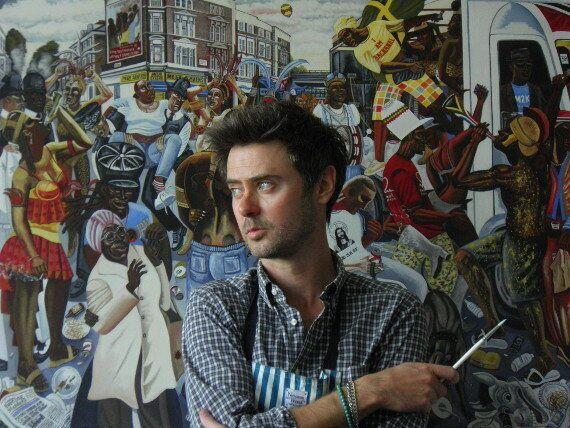 Ed Gray, Artist: London Has Its Modern-Day
