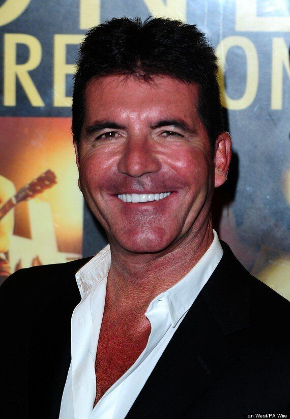 Simon Cowell Signs £150m 'X Factor' And 'Britain's Got Talent'