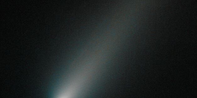Comet ISON Now Visible To The Naked Eye