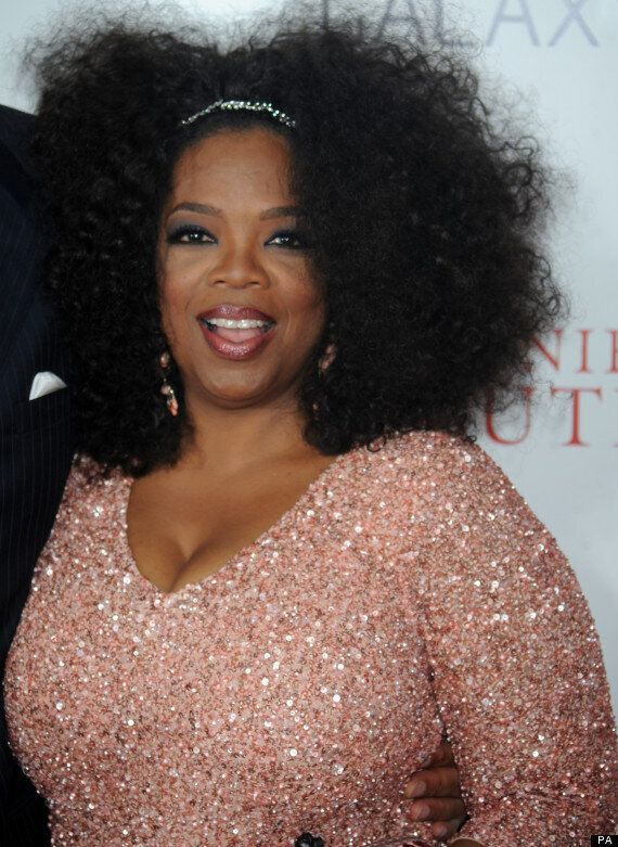 Oprah Winfrey Interview: The Man Who Didn't Want Her Money, Just Her... And How She Learned To