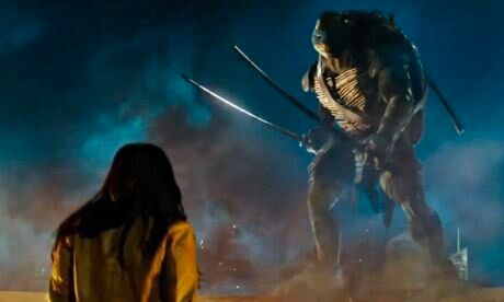 Why It's Okay to Be Excited About Michael Bay's 'Ninja