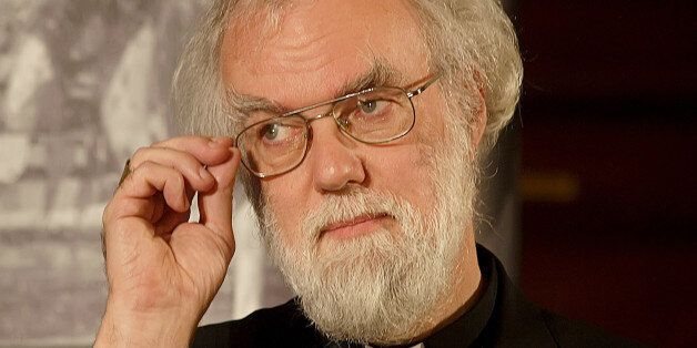 File photo dated 1/10/2012 of Dr Rowan Williams, The Archbishop of Canterbury who has said today that...
