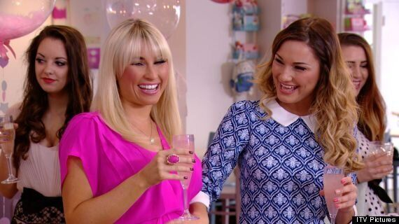 'TOWIE': Lauren And Chloe Hold Emotional Crisis Talks Over Mario Fling