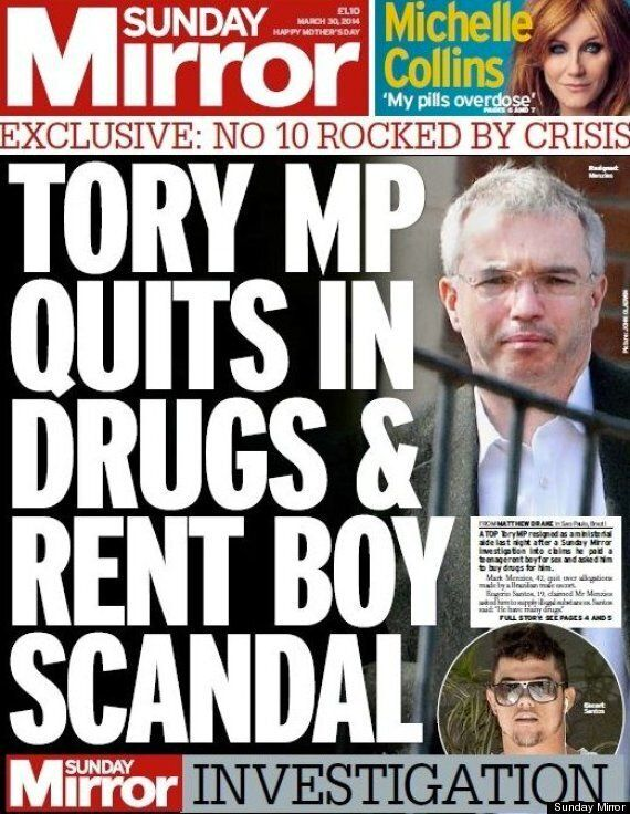 Mark Menzies, Tory MP In Sex And Drugs Controversy, Considers His