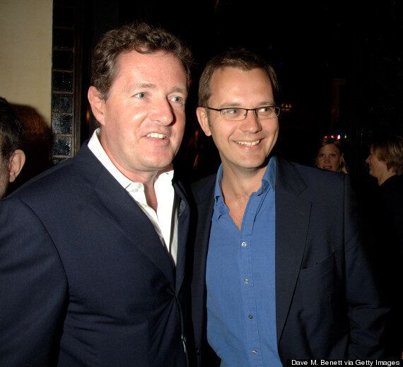 Piers Morgan Says His Visit To See Andy Coulson In Belmarsh Prison Is 'No