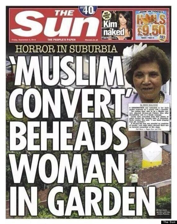 Sun Newspaper Slammed For 'Deliberately Inflammatory' Front Page On London