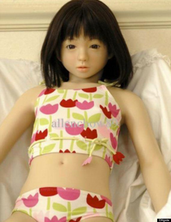 Chinese Site Sells 'Child-Sized' Sex Doll: Protest Group