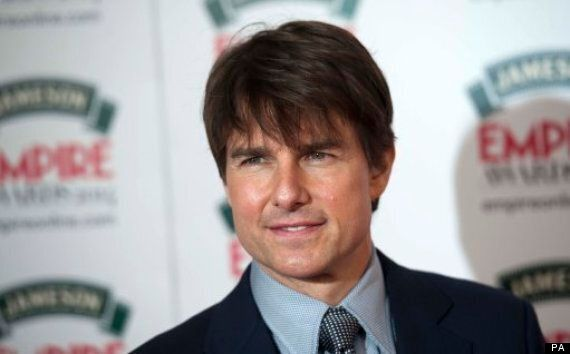 Tom Cruise Praises Work Ethic Of Film-Makers At Jameson Empire Awards, After Receiving 'Legend Of Our...
