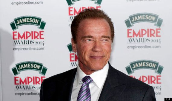 Arnold Schwarzenegger Explains How It Can Be Done, Collecting 'Action Hero In Our Lifetime'