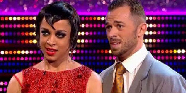 'Strictly Come Dancing': Natalie Gumede Back On Top Of