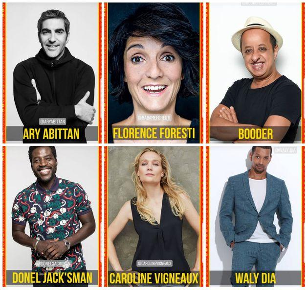 Marrakech du rire 2019: Sur scène ou parmi les invités, qui sera présent au gala