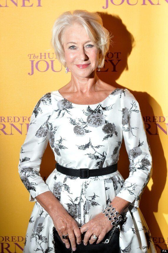 Dame Helen Mirren Tells Celebrities Whose Nude Photos Have Been Hacked, 'Don't Take It Too