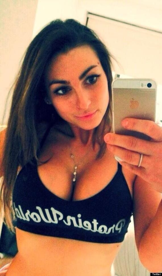 Luisa Zissman Forced To Defend Her Natural Look After Sharing Boob-tastic 'No Makeup
