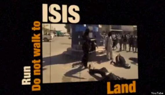 Islamic State Militants Mocked By US State Department In Grisly Video (WARNING,