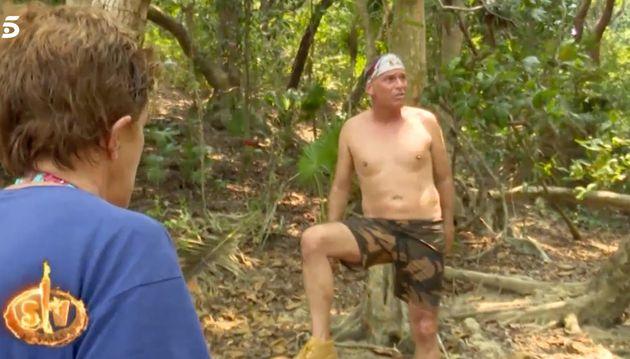 El brutal cambio físico de Carlos Lozano tras su paso por 'Supervivientes': 13 kilos
