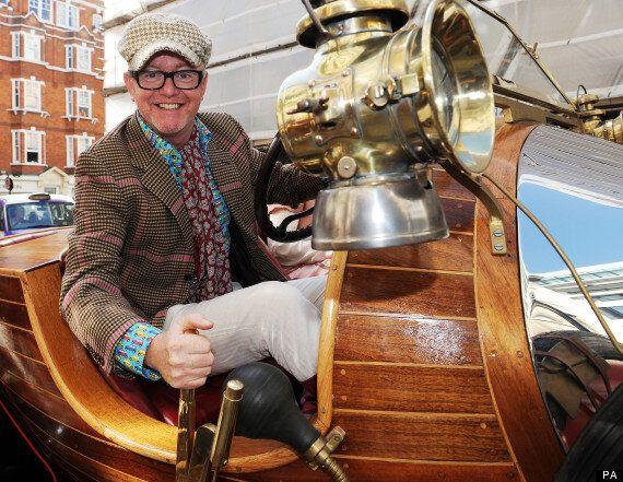 Chris Evans Slams 'Replacing Jeremy Clarkson As Top Gear Host'